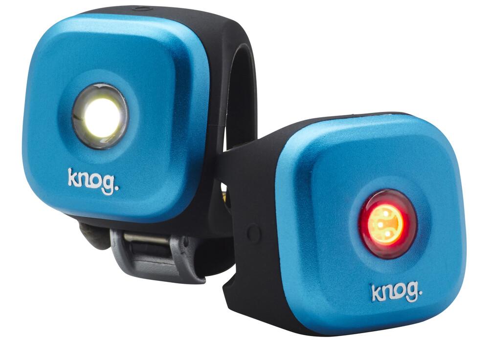 knog blinder 1 led twinpack standard blau g nstig kaufen. Black Bedroom Furniture Sets. Home Design Ideas